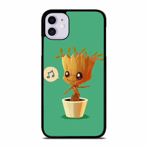 CUTE BABY GROOT for iPhone 11 Case