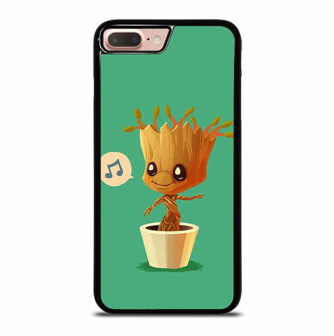CUTE BABY GROOT for iPhone 7 and 8 Plus Case