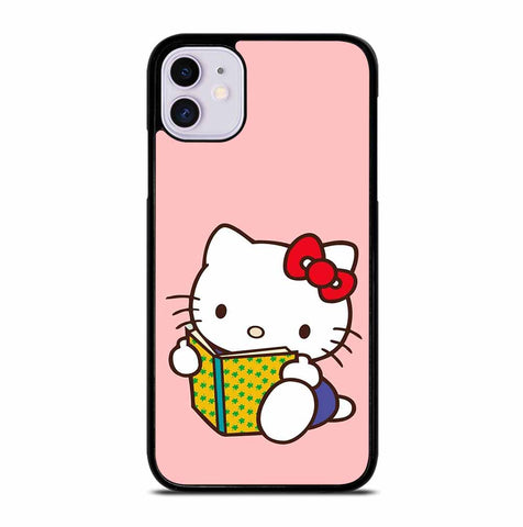 CUTE PINK HELLO KITTY iPhone 11 Case