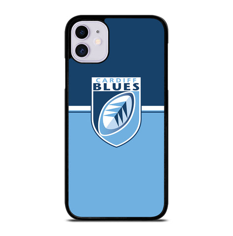 Cardiff Blues for iPhone 11 Case