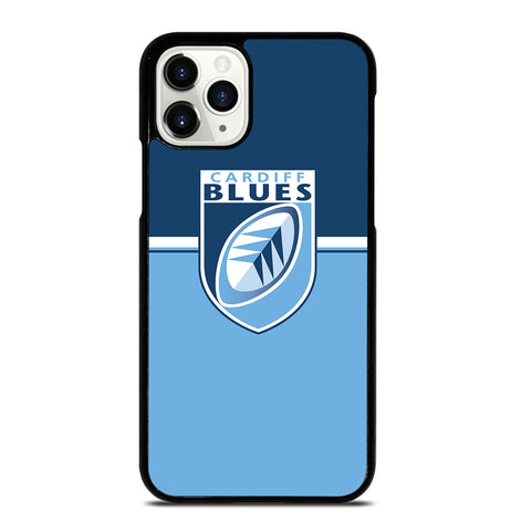 Cardiff Blues for iPhone 11 Pro Case Cover