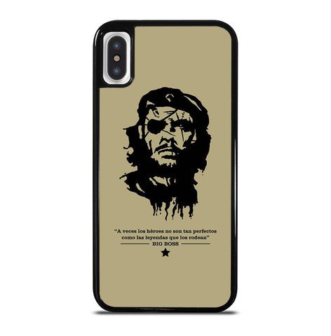 Che Guevara for iPhone X or XS Case