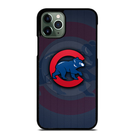 Chicago Cubs Baseball Logo for iPhone 11 Pro Max Case Cover