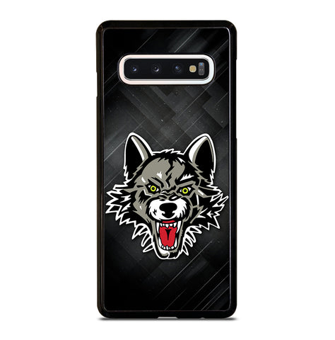 Chicago Wolves Logo for Samsung Galaxy S10 Case