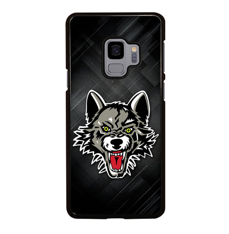 Chicago Wolves Logo for Samsung Galaxy S9 Case