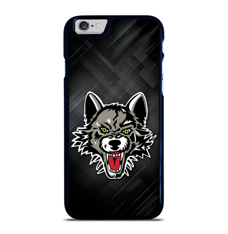 Chicago Wolves Logo for iPhone 6 and 6S Case Cover