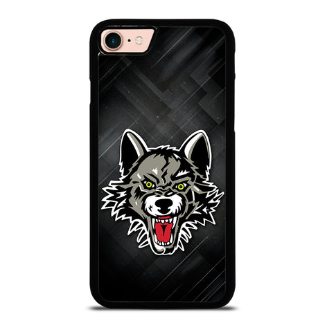 Chicago Wolves Logo for iPhone 7 and 8 Case