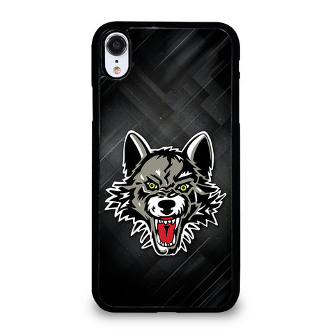 Chicago Wolves Logo for iPhone XR Case Cover