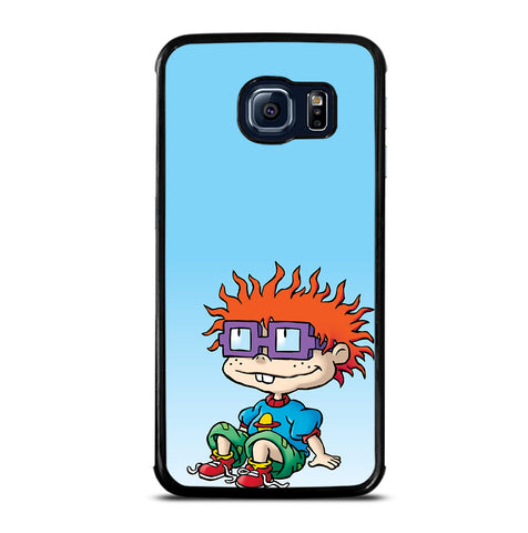 Chuckie Finster Cartoon for Samsung Galaxy S6 Edge Case