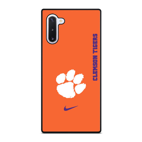 Clemson Tigers Football for Samsung Galaxy Note 10 Case