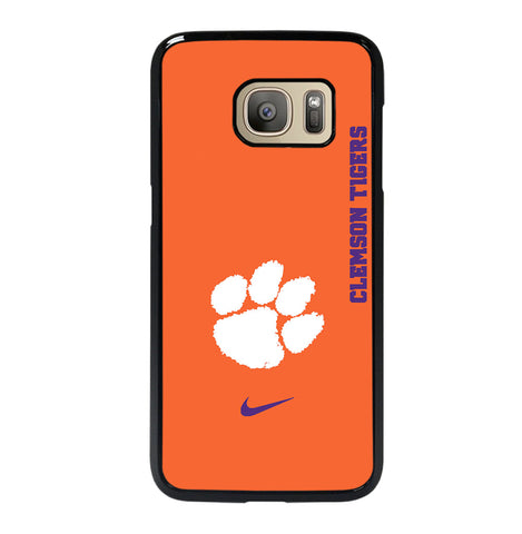 Clemson Tigers Football for Samsung Galaxy S7 Case