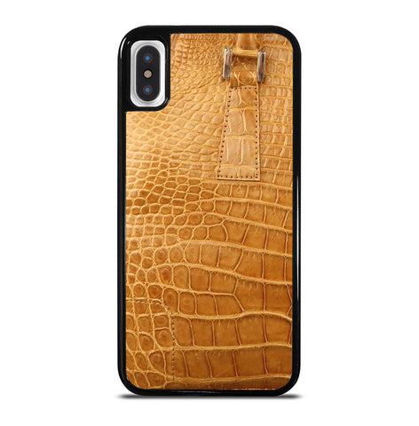 Crocodile Cover for iPhone X and XS Case Cover