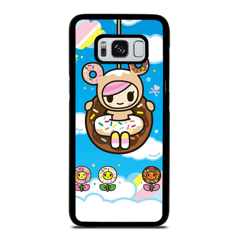 Cute Donutella Tokidoki for Samsung Galaxy S8 Case