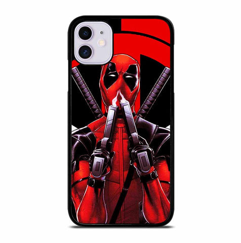 DEADPOOL AND THE BLACK PANTHER iPhone 11 Case