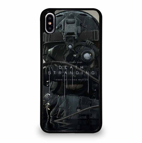DEATH STRANDING HELMET for iPhone XS Max Case