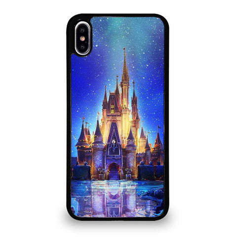 DISNEY CASTLE iPhone XS Max Case