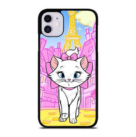 DISNEY CAT MARIE for iPhone 11 Case Cover