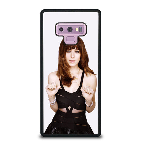 Dakota Johnson Fifty Shades of Grey for Samsung Galaxy Note 9 Case