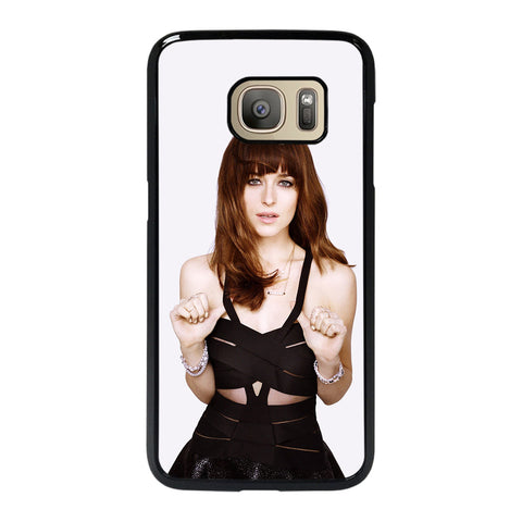 Dakota Johnson Fifty Shades of Grey for Samsung Galaxy S7 Case