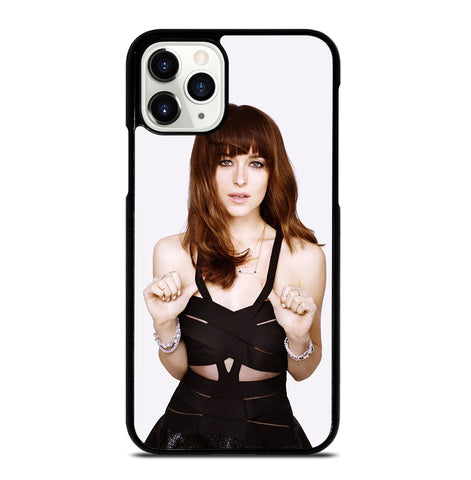 Dakota Johnson Fifty Shades of Grey for iPhone 11 Pro Case Cover
