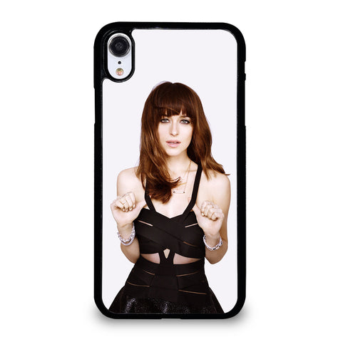 Dakota Johnson Fifty Shades of Grey for iPhone XR Case Cover