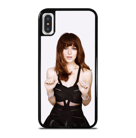Dakota Johnson Fifty Shades of Grey for iPhone X and XS Case Cover