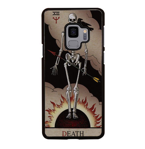 Death Tarot for Samsung Galaxy S9 Case