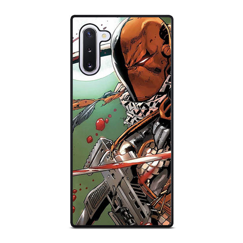 Deathstroke DC Comics for Samsung Galaxy Note 10 Case Cover