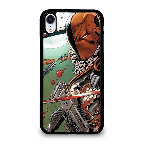 Deathstroke DC Comics for iPhone XR Case