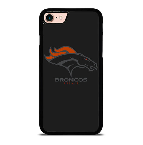 Denver Broncos Football Logo for iPhone 7 or 8 Case