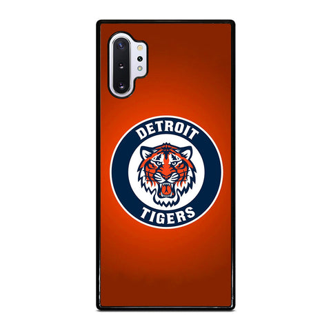 Detroit Tigers Baseball for Samsung Galaxy Note 10 Plus Case Cover