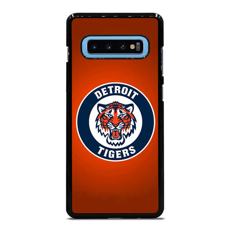Detroit Tigers Baseball for Samsung Galaxy S10 Plus Case
