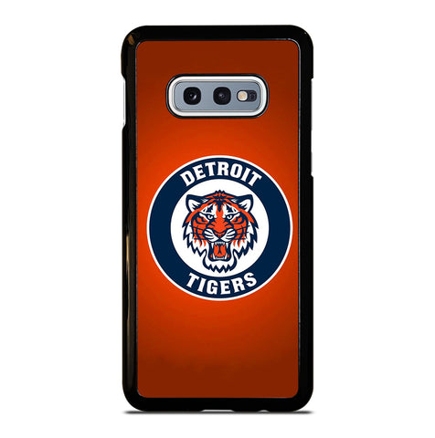 Detroit Tigers Baseball for Samsung Galaxy S10e Case