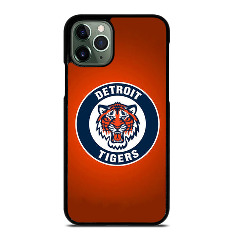Detroit Tigers Baseball for iPhone 11 Pro Max Case