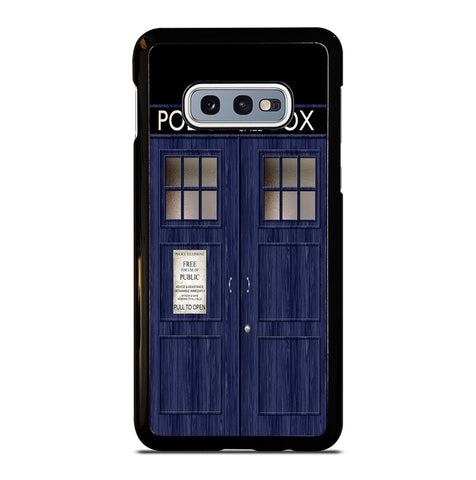 Doctor Who TARDIS for Samsung Galaxy S10e Case Cover
