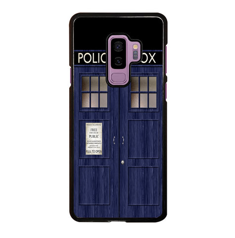 Doctor Who TARDIS for Samsung Galaxy S9 Plus Case