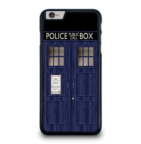 Doctor Who TARDIS for iPhone 6 and 6S Plus Case Cover