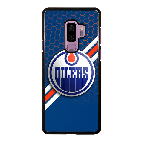 Edmonton Oilers for Samsung Galaxy S9 Plus Case Cover