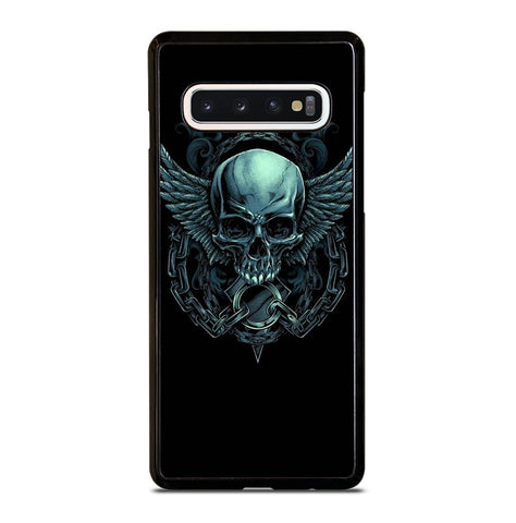 Evil Skull Wings for Samsung Galaxy S10 Case Cover