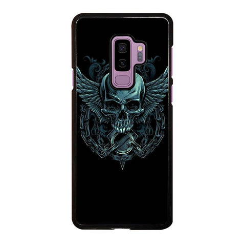 Evil Skull Wings for Samsung Galaxy S9 Plus Case Cover
