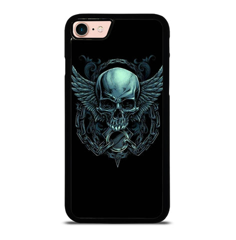 Evil Skull Wings for iPhone 7 and 8 Case