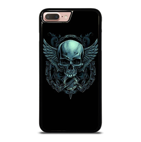 Evil Skull Wings for iPhone 7 or 8 Plus Case