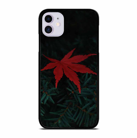 FOREST LEAVES for iPhone 11 Case