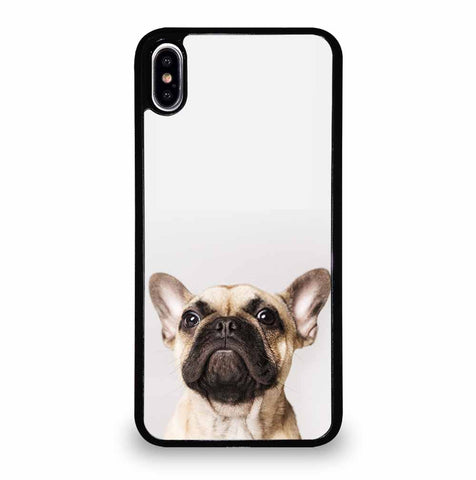 FRENCH BULLDOG PUPPY iPhone XS Max Case