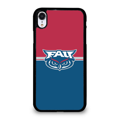 Florida Atlantic Owls for iPhone XR Case Cover