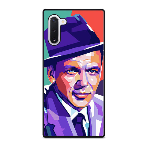 Frank Sinatra Pop Art for Samsung Galaxy Note 10 Case Cover