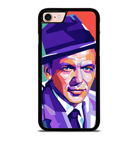 Frank Sinatra Pop Art for iPhone 7 or 8 Case
