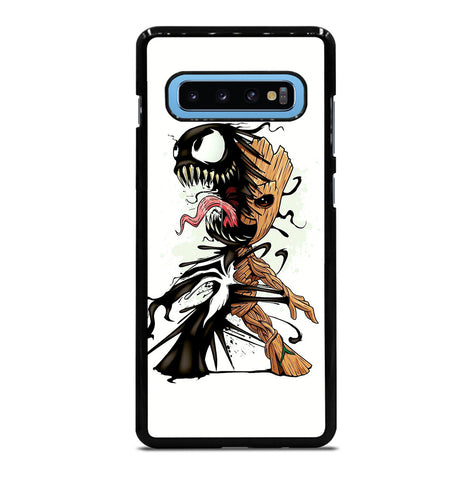 Funny Baby Groot Venom for Samsung Galaxy S10 Plus Case