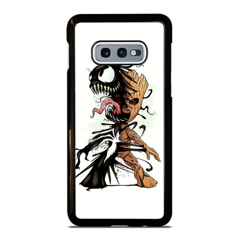 Funny Baby Groot Venom for Samsung Galaxy S10e Case