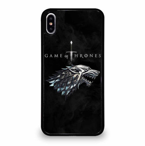 GAME OF THRONES DRAGONS for iPhone XS Max Case Cover